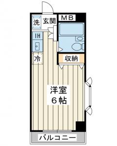 サンブライト北栄101