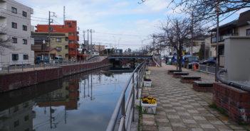境川(猫実堀江)