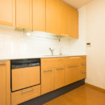 キッチンの広さは4.1帖あります。(キッチン)