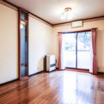 1階洋室は防音仕様(二重サッシ・防音ガラス・防音壁・換気扇)のため、ピアノなど楽器の練習も安心です。(寝室)