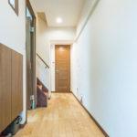 玄関ホール・廊下。