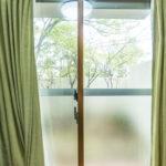 1階洋室の窓はインナーサッシが施工されています。(子供部屋)