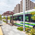 日航浦安バス停(新浦安駅行き)まで徒歩2分。