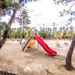 サンコーポ浦安に隣接する街区公園がきれいに整備されました。