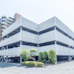 パークホームズ新浦安カーサセントリアの駐車場は自走式立体駐車場です。