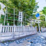 清瀧神社まで徒歩5分。