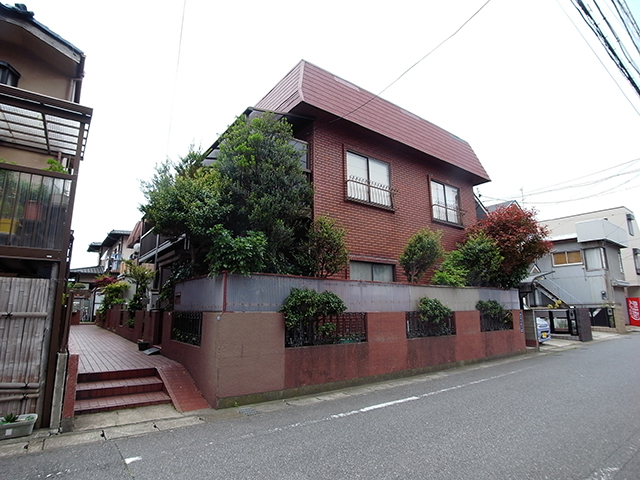 富士見2丁目テラスハウス