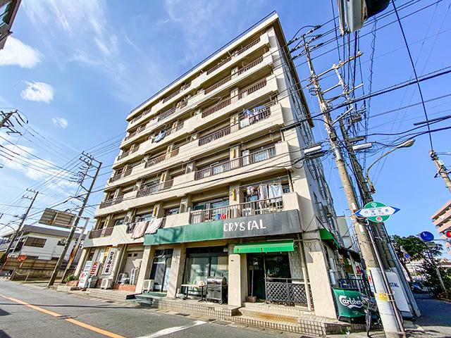 江戸川リバーサイドマンション
