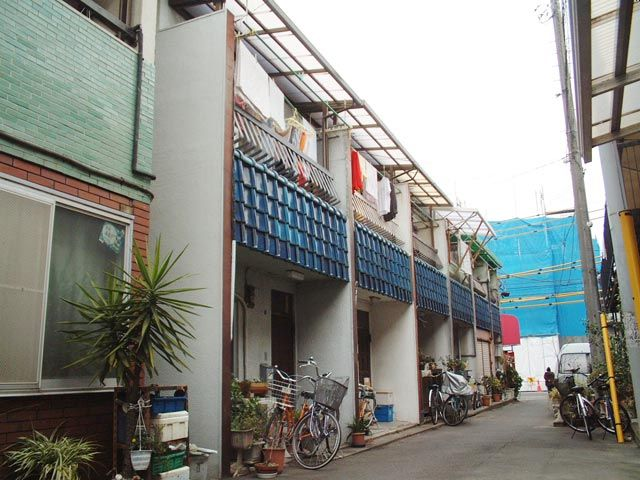 北栄2丁目タウンハウス