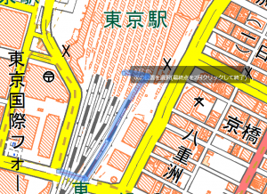 京葉線東京駅から乗り換え