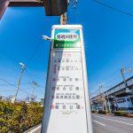 新浦安駅経由、浦安駅行きバス停まで徒歩1分。(周辺)