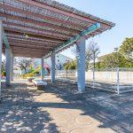 見明川団地には広場や公園があります。(周辺)