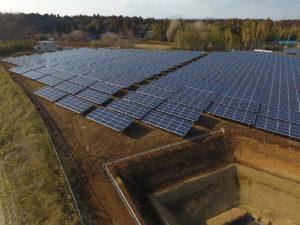 明和地所茨城太陽光発電所