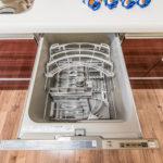 キッチンには食洗機が付いています。(キッチン)