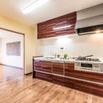 食洗機付きシステムキッチン(クリナップ)(キッチン)