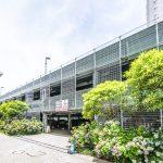 セレナヴィータ新浦安の駐車場は自走式立体駐車場です。