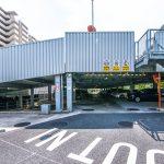 アールフォーラム新浦安の駐車場は自走式駐車場です。
