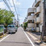 浦安市富士見2丁目、閑静な住宅街に立地したマンションです。(周辺)