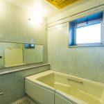 浴室は広々1620サイズ。ゆったりと入ることができます。(風呂)