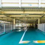 サニーハウス南行徳の駐車場は自走式駐車場です。