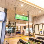 舞浜駅北口開札まで徒歩7分。