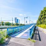 舞浜駅へつながっている歩道橋まで徒歩3分。