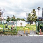 入船西児童公園まで徒歩2分。(周辺)