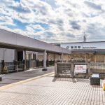 舞浜駅北口付近。(周辺)