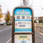 テーマパーク、舞浜駅行きバス停まで徒歩1分。(周辺)