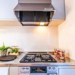お料理の幅が広がる多機能付きキッチン。(キッチン)