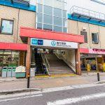 東京メトロ東西線南行徳駅まで徒歩10分。(周辺)