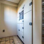 コスモ市川南シティフォルムは留守時でも安心の宅配ボックス付きマンションです。