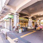 ヤマイチ原木中山店まで徒歩9分。(周辺)
