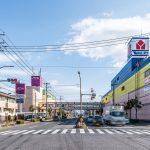 近隣にヤマダ電機やイオン南行徳店がある、買い物環境に優れた立地です。(周辺)