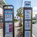 新浦安駅、市川塩浜駅、舞浜駅、テーマーパーク行きバス停まで徒歩3分。(周辺)