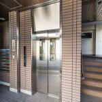 南行徳ハイツA棟のエレベーターは全部の階に停まります。(周辺)