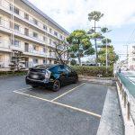 南行徳ハイツA棟には来客用駐車場があります。(周辺)