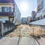 南行徳駅徒歩14分の売り地です。建築条件はありません。お好みの住宅メーカーで建築可能です。(外観)