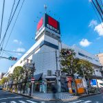 西友浦安店まで徒歩8分。(周辺)