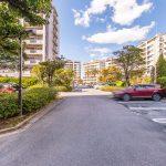 夢海の街の駐車場は自走式駐車場です。