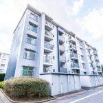 京成サンコーポ浦安は京成ビルサービスがしっかりと管理しているマンションです。(外観)