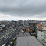 バルコニーからの眺望。前面に高い建物がありません。開放的な眺望をお楽しみいただけます。