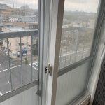 居室の窓にはインナーサッシが施工されています。(内装)