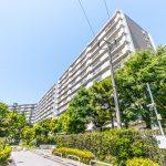 新浦安駅徒歩3分。しっかりと管理された総戸数789戸の大規模マンション。(外観)