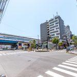 行徳駅周辺は買い物施設、銀行、飲食店などが揃っています。(周辺)