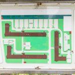 行徳ハイムは全3棟、総戸数784戸の大規模マンションです。(周辺)