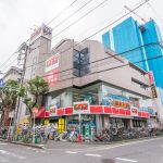 24時間営業のピカソ南行徳駅前店まで徒歩5分。(周辺)