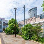 新浦安駅まで徒歩4分。通勤、通学、買い物に便利な環境です。(周辺)