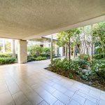 石畳が美しい共用廊下。(周辺)