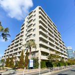 アルファグランデ新浦安弐番街はスターツアメニティがしっかりと管理しているマンションです。(外観)